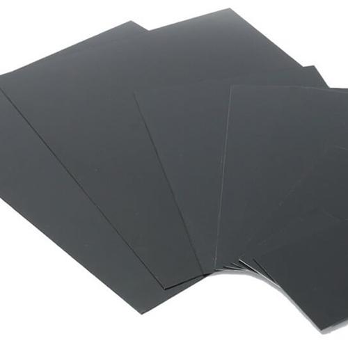 ورق سیاه